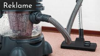 Vælg en støvsuger til dit hjem