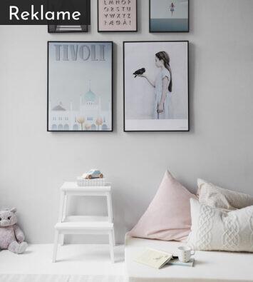 Vælg stilsikre møbler til børneværelset